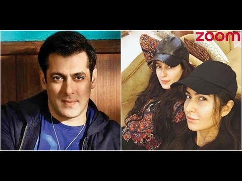 Salman Khan's Special Advice To Katrina's Sister Isabelle Before Her Bollywood Debut