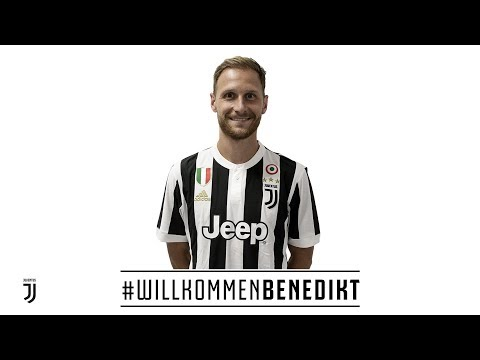Welcome to Juventus, Benedikt Höwedes!