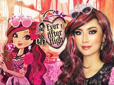 Kitty Cheshire (Ever After High) Makeup Tutorial   Youtube ...