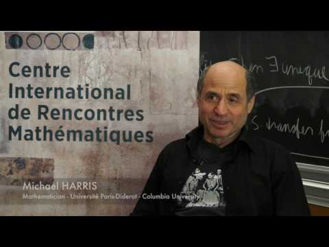 Interview at Cirm: Michael Harris