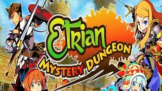 Etrian Mystery Dungeon is Like Crack for Dungeon Crawlers - Gameplay