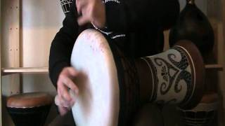 "Doholla (Bass darbuka) ""Savvas Percussion"""