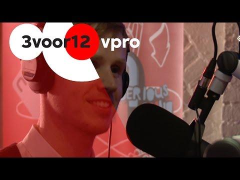 Interview met Joris Voorn Live bij 3voor12 Radio | ADE 2014