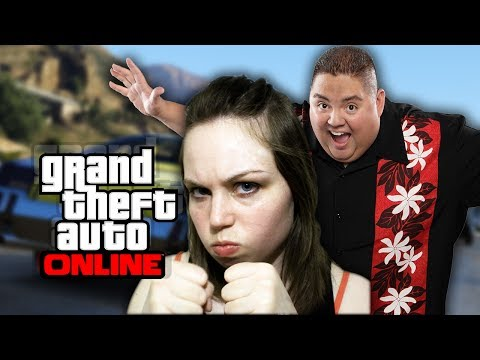 Spanish Trolling ANGRY GIRL GAMER in GTA 5!