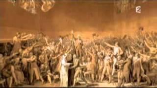 Jean Louis David   Le Serment du Jeu de Paume Clip94