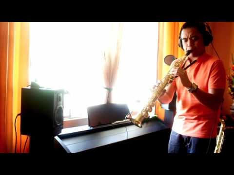 I Will Be Here - Saxophone Cover