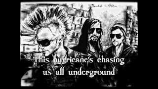 30 Seconds To Mars - Hurricane MTV unplugged lyrics