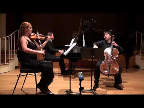 Mendelssohn - Song Without Words  - Op 30, No 1 - Streeton Trio