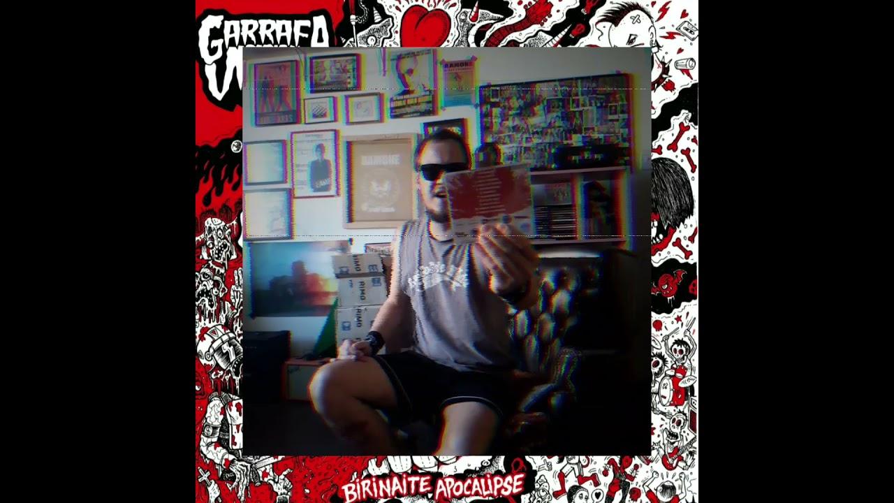 SAIU! NOVO CD DO GARRAFA VAZIA!