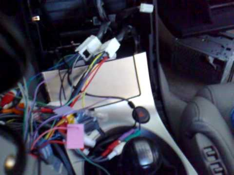 Honda Stereo Repair Pictures