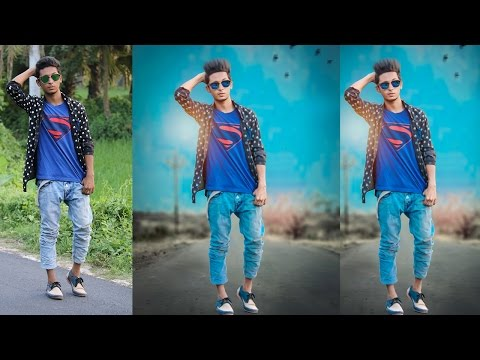 Photoshop Manipulation Tutorial In Bangla   Edit Your Photo Like  Professional Editor
