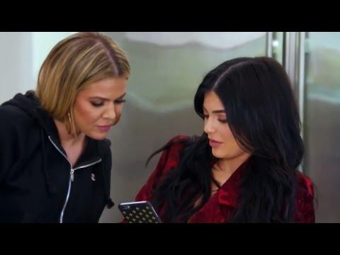Kylie Jenner Reacts to Blac Chyna Emoji Diss on 'KUWTK'