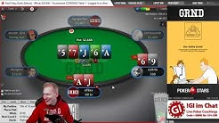 Poker Training | Freitags Session (23/03/18) | PokerStars School