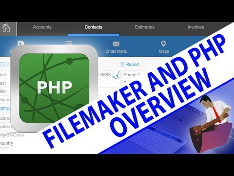 PHP Video 1: High Level Overview | FileMaker Pro 16 Videos | FileMaker 16 Online Training