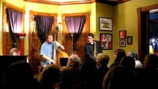 Ben Markley House Concert,  Lawrence, Kansas, 2/20/2009 Part 1
