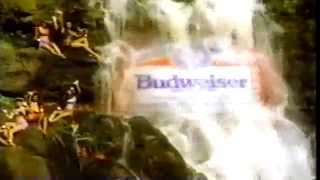 1990 Budweiser commercial Hawaii wish you were here Thumbnail