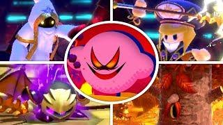 Kirby Star Allies 4 players