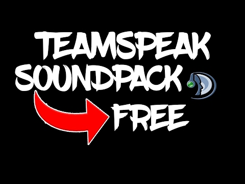 // FREE TS3 SOUNDBOARD PACK // V2 // TeamSpeak