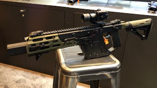 Sweet KRYTAC Vectors from Evike.com at SHOT Show 2018 (Day 1/Part 3)