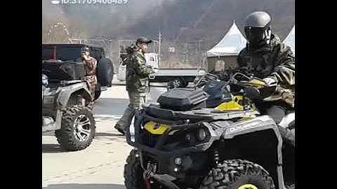 강촌 가평 atv 사륜 바이크 산악 오토바이( ₩11,000 )