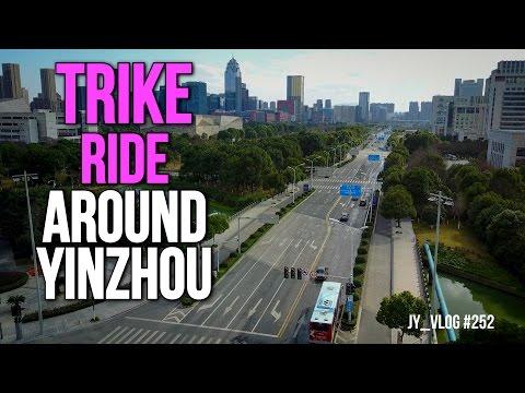 TRIKE RIDE AROUND YINZHOU