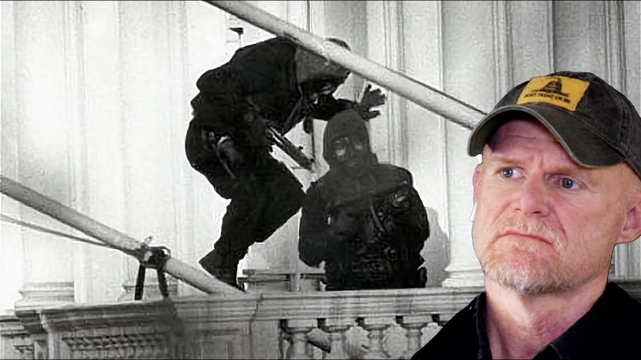 Download Iranian Embassy Siege | Day SAS came out of Shadows (Marine Reacts)