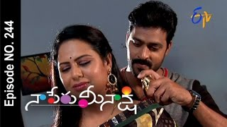 Naa Peru Meenakshi - 5th November 2015 - నా పేరు మీనాక్షి – Full Episode No 244