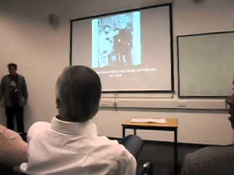 LORD WOODBINE - DR JAMES McGRATH PART 4