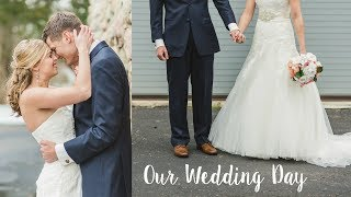 Our Wedding Day {Ashley and Jonah}