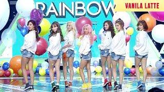 레인보우(Rainbow) - Whoo 교차편집(Stage Mix)