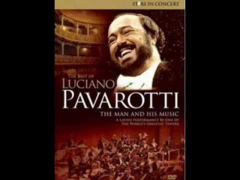 LUCIANO PAVAROTTI - TI VOGLIO TANTO BENE - W/Translation