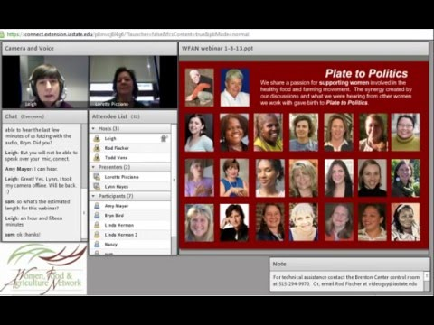 Plate to Politics: USDA Women and Hispanic Farmers Claims Process (1-8-13)