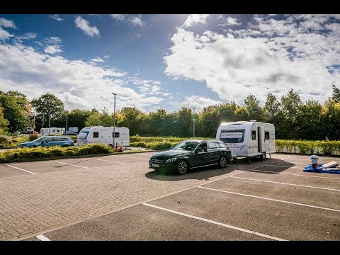 The Camping and Caravanning Club Vs Bailey of Bristol: Towing Challenge.