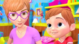 Mama May I | Kindergarten Videos | Nursery Rhymes & Songs For Children by Little Treehouse