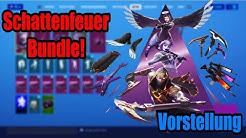 Endlich Darkfire Bundle! | Fortnite Schattenfeuer Paket Vorstellung! | Fortnite Battle Royale