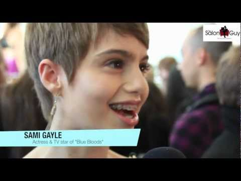 Sami Gayle Short Hairstyle