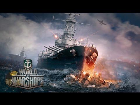 Zagrajmy w World of Warships 14(G) Wyoming, Kaiser