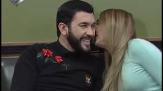 Türkan Heydərova Səlim Abbasovu öpdü.Lider maqazin 12.01.2019