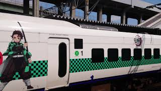 303系K01編成KK入場を含む西小倉駅の午前中発着列車10月26日