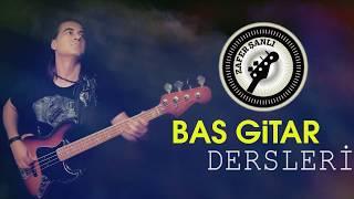 Zafer Şanlı Bas Gitar Dersleri Stiller Rock 39 N 39 Roll 2 110 Bpm