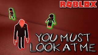 PC | ROBLOX | STOP IT SLENDER 2 #1 // YOU MUST LOOK AT ME!