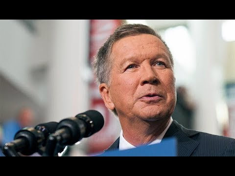 John Kasich: I Might Give Up On The GOP
