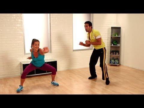 Brazilian Capoeira Workout, Ab Exercises, Fit How To