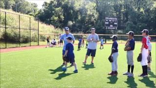 KOL Goes to the MLBPAA Baseball Clinic!