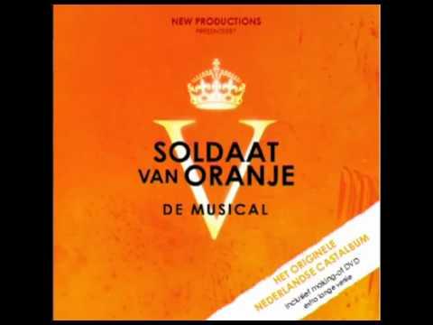 Soldaat van Oranje (Musical) - 2. Feut of een Vent