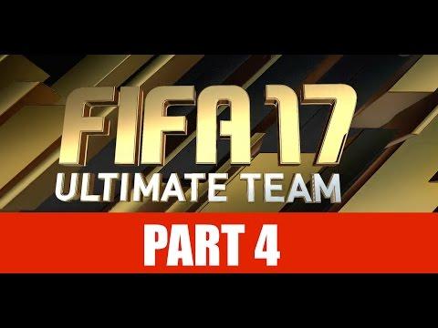 FIFA 17 FUT | BUDGET BUILDER #4 - DOMINATING!!!!!!