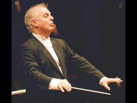 Perlman and Barenboim-Mendelssohn Concerto E Minor(2)