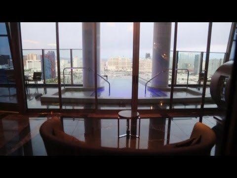 40k Per Night The Most Expensive Room In Vegas Youtube