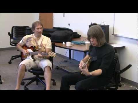 Mike Stern at Guitar Workshop Plus 2011