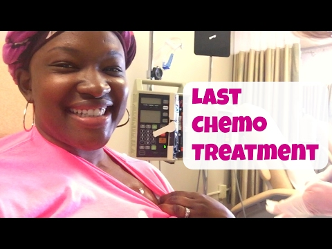 LAST Chemo Treatment | Ringing the Bell | Breast Cancer | Episode 10